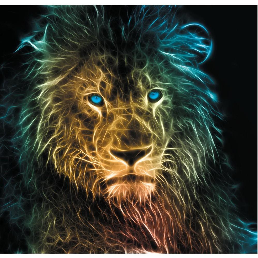Картинки на аву лев