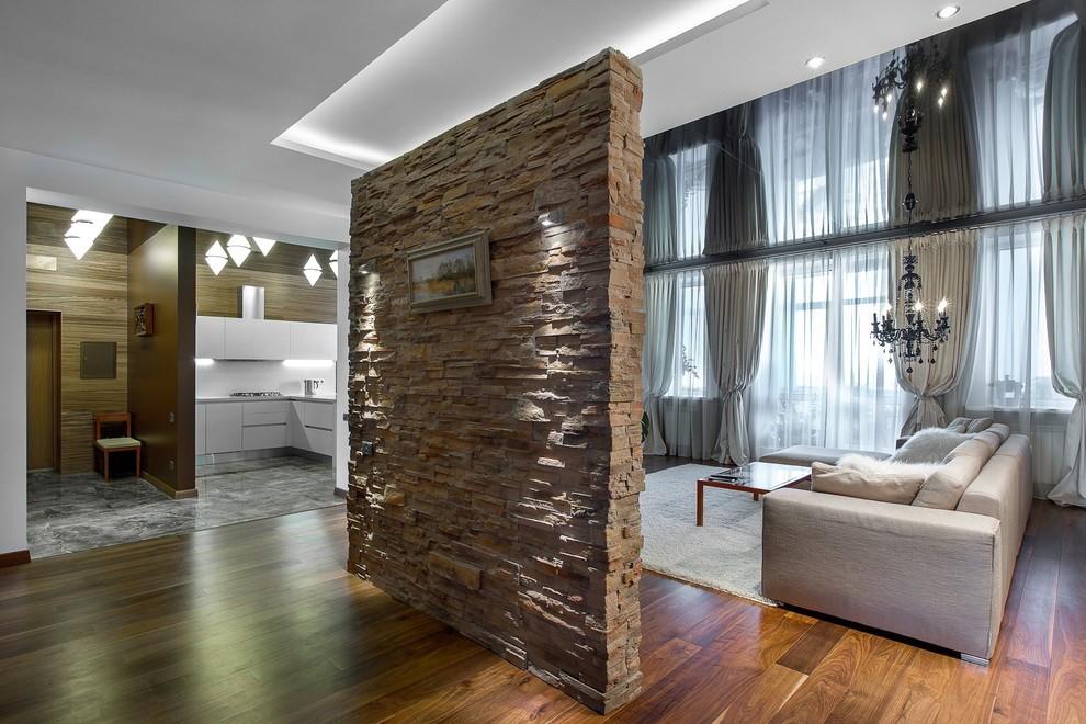 Межкомнатные перегородки в квартире: выбираем материал - Apoi.ru