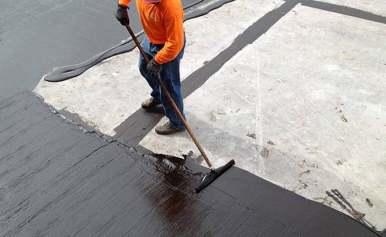 купить битумную гидроизоляцию для бетона